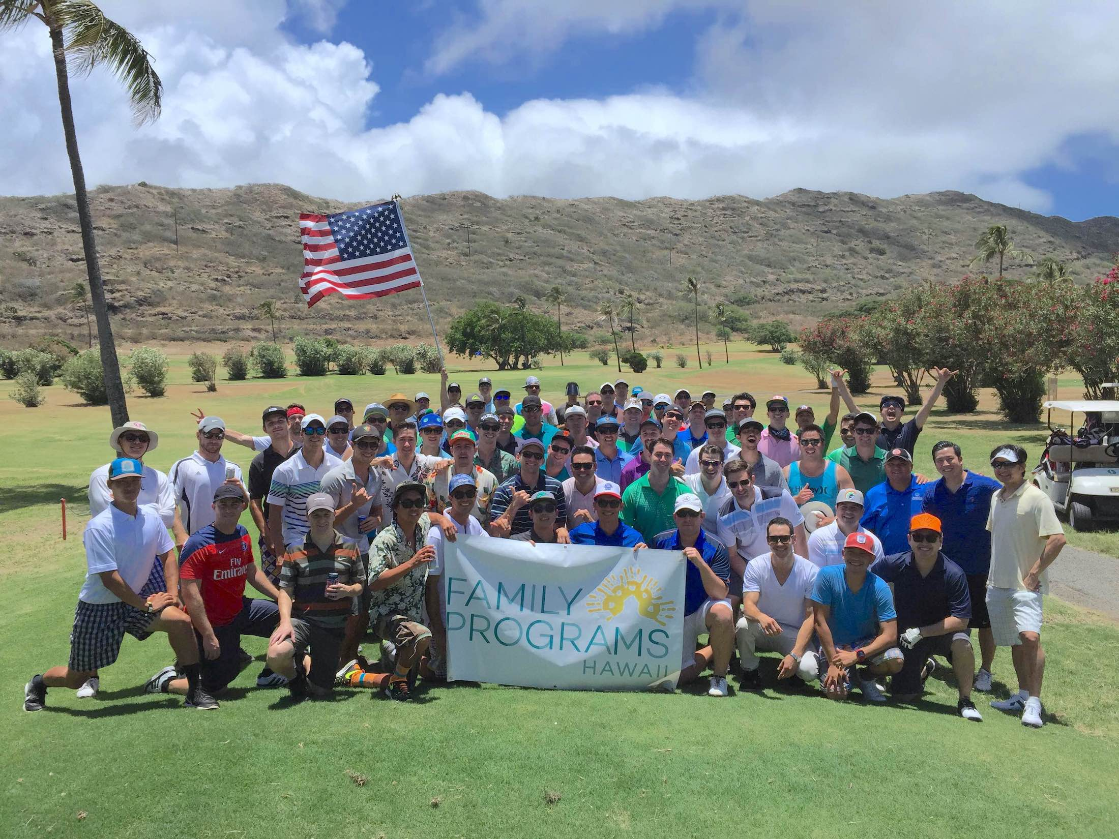 Invitational Golf Tournament – Players Support Family Programs Hawaii