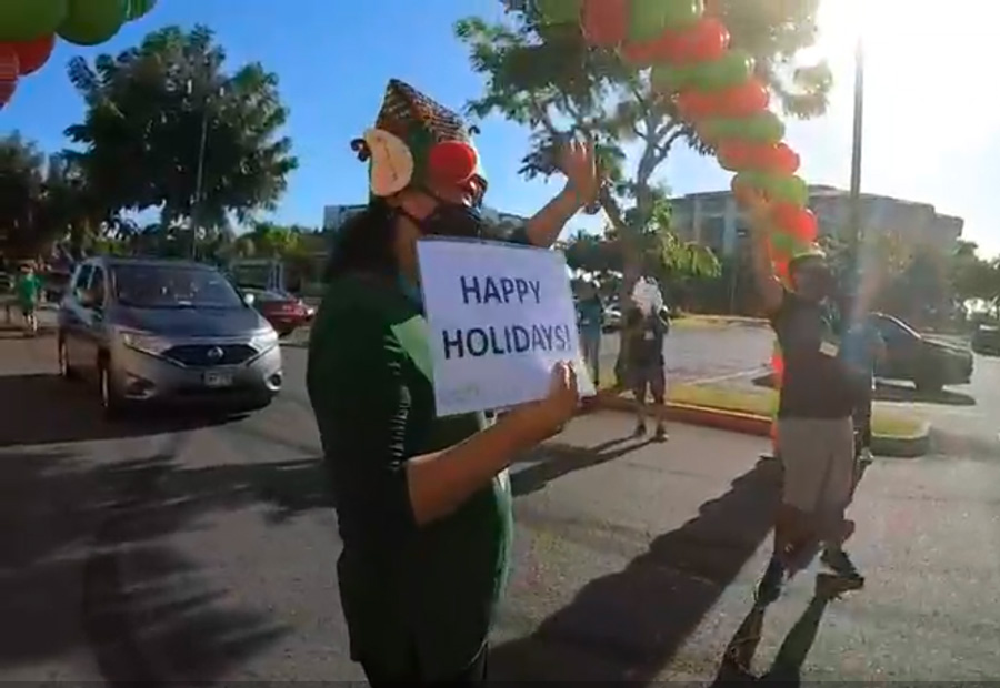 Hawaii News Now: Hawaii's Foster Children Going Through the Holidays During a Pandemic can be Twice as Tough.